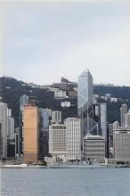 View of Central from the Harbour (HKK Handover 1997)