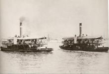 early Star Ferries