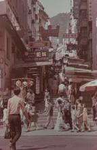 Hong Kong, Pottinger Street