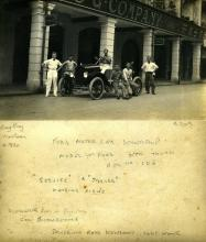 1920s Alex Ross & Co. Motor Showroom and Garage