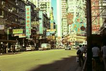 Hennessy Road1980