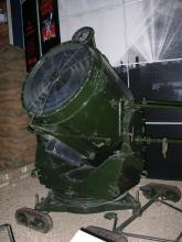 RAF Museum292 - Battle of Britain Collection - WWII - British - 90cm Searchlight