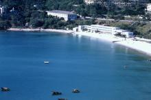 1956 Hong Kong Repulse Bay Beach