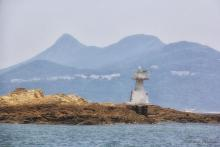 Little Lighthouse, Hong Kong (Kiu Tsui Pai)