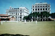 1954 Hong Kong Cricket Club (Chater Road)