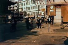 1956 Junction of Carnarvon Road and Hanoi Road