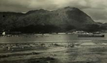 1930s Kowloon Bay and RAF Kai Tak from Ma Tau Kok