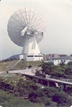 Hong Kong Earth Station Stanley Point 1982