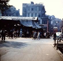 1957 Junction of Market Street and Shanghai Street