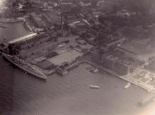 1935 Over Central Victoria Harbour