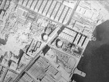Old_Hong_Kong - Town Gas north & south gas plant in 1964  [煤氣馬頭角南廠及北廠]