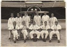 Hong Kong Volunteer Air Army 1930's