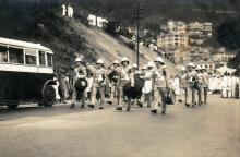 1930 Gap Road Funeral Procession