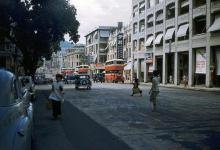 1956 Nathan Road looking from Austin Road