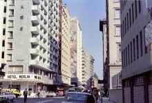 Hotel Merlin in the late 60s