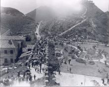The Eyrie - Victoria Peak - Chung Yeung Festival