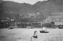 Hong Kong 1920s, Victoria harbour