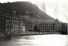 Hong Kong in 1923 (Praya Central)