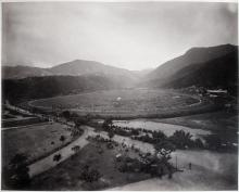 Hotz collection: Hong Kong Happy Valley Race Course, ca. 1870