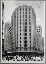 Holland-China Trading Company: Alexandra House, Hong Kong, ca. 1952