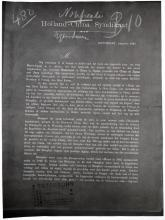 Holland China Syndikaat, founding document, 1896, p. 1/3
