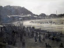 1918. Happy Valley racecourse