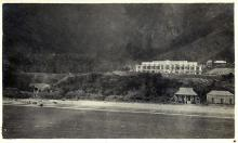 Repulse Bay Hotel under construction