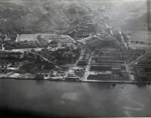 1940s Aerial view of Causeway Bay