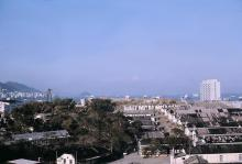 1968 Hotel Miramar - View to the Southwest