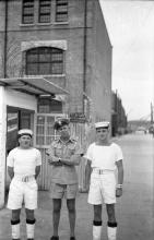 Hong Kong Flotilla Crew Members (1951)