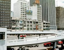 Hong Kong   -  Connaught Road -  24 June 1971