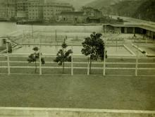 1946 Swimming Pool, Ritz Garden at North Point
