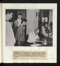 1945 Surrender Ceremony - Government House