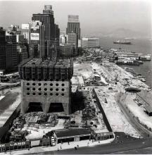 Connaught Centre under construction