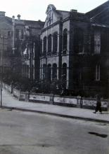 1920's Junction of Carnarvon Rd and Humphrey's Avenue
