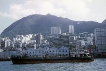 1960s Kennedy Town Godowns (Warehouses)