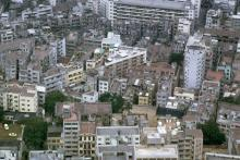 Hollywood Road view 1971