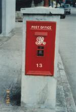 George VI Postbox No. 13