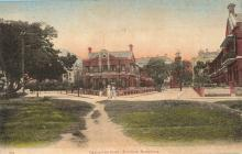 1910s Junction of Carnarvon Rd and Humphrey's Avenue.
