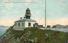 1910s Waglan Island Lighthouse
