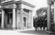 1930s Government House Front Gate