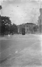 1920s Cable Car over Queensway