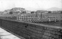 1930s Happy Valley Military Parade