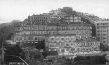 1930s Peak Hotel and Peak Mansions