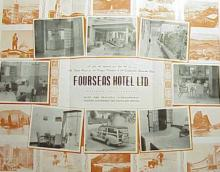 1950s Fourseas Hotel Brochure