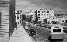 1950s Junction of Nathan Road & Middle Road