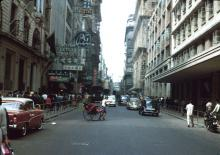 1950s Queen's Road Central (Parisian Grill)