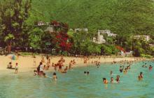 1950s Repulse Bay Beach