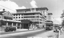 Former Kowloon Terminus Fire Station