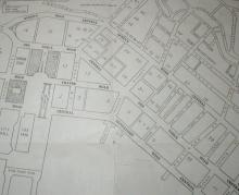 1959 Map of Central